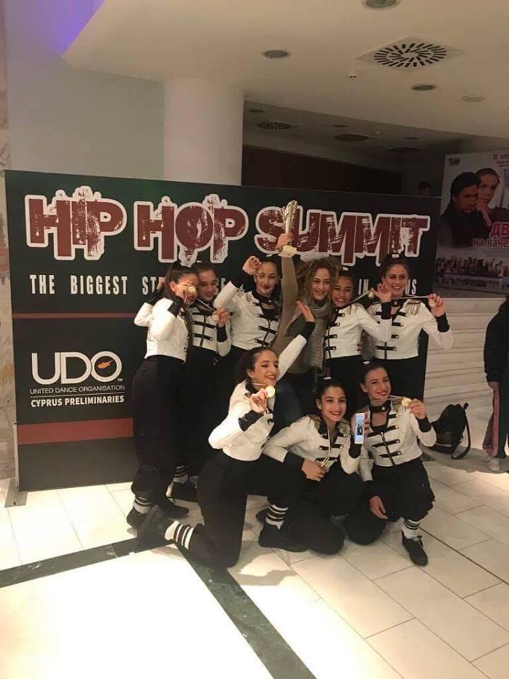 Η σχολή χορού Passion Dance School θα εκπροσωπήσει την Κύπρο στον Παγκόσμιο διαγωνισμό Hip Hop