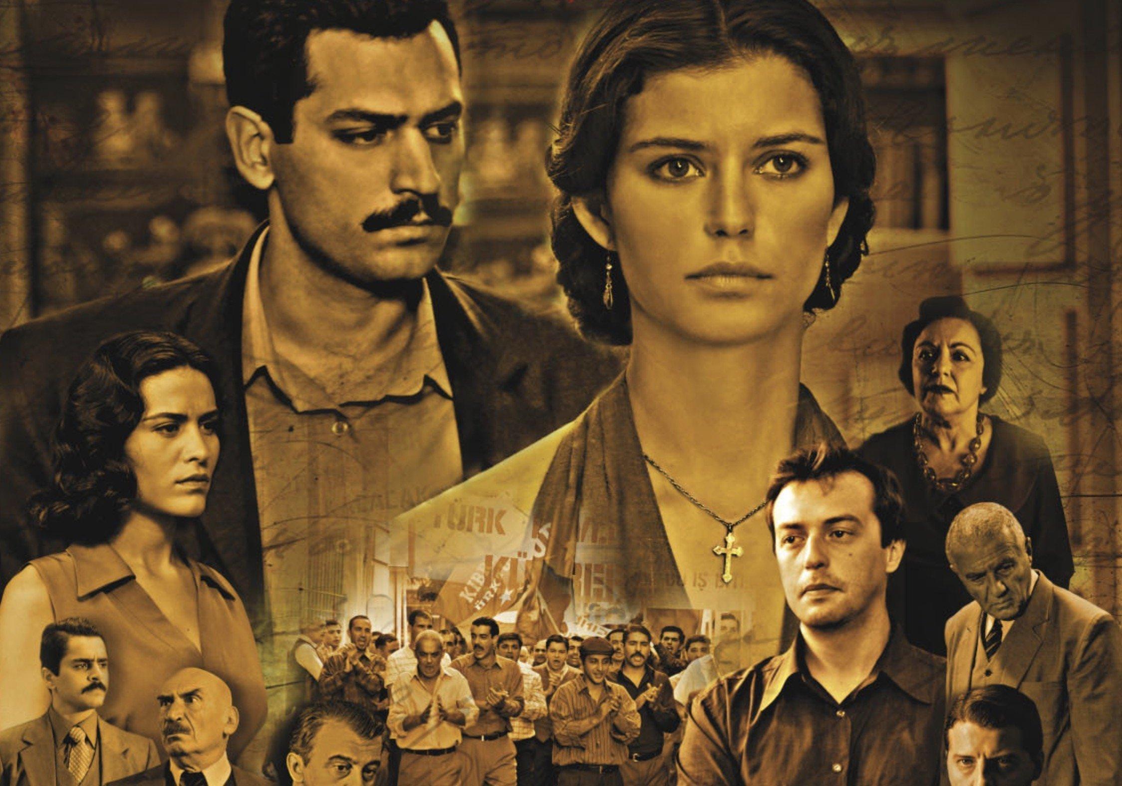 """Η ΡΩΜΗΟΣΥΝΗ προβάλλει την τούρκικη ταινία """"Πληγές του Φθινοπώρου"""""""