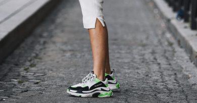Ήρθε η ώρα να αποχωριστούμε τα chunky sneakers