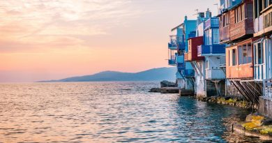 Το διθυραμβικό αφιέρωμα των New York Times στα ελληνικά νησιά