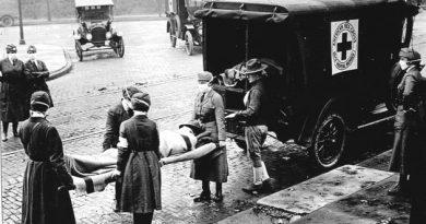 Η ζωή στην πανδημία γρίπης του 1918 και οι ομοιότητες με το σήμερα