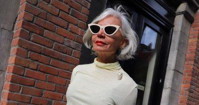 Grece Ghanem: Η γυναίκα που έγινε fashion icon στα 54