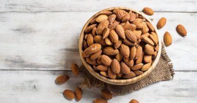 Αμύγδαλα: Γιατί είναι το τέλειο σνακ για όσους έχουν ζάχαρο
