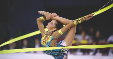 Η Λουκία Τρικωμίτη και το άθλημα που μαγνητίζει όλα τα κορίτσια