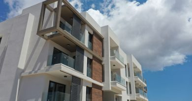 Cosmo Residences: Ένα εντυπωσιακό συγκρότημα διαμερισμάτων