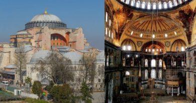 Το αρχιτεκτονικό θαύμα της Αγιά Σοφιάς