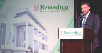 Ο άνθρωπος πίσω από το τιμόνι της Remedica