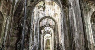 Η ρωμαϊκή Piscina Mirabilis γίνεται μουσείο σύγχρονης τέχνης