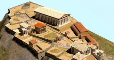 Η Ακρόπολη των Αθηνών από το 3500 π.Χ μέχρι σήμερα
