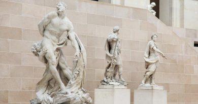 Το εξαίσιο γλυπτό του Pierre Puget που συγκλονίζει με τη ρεαλιστική του αναπαράσταση