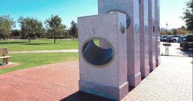 Το μνημείο που αλλάζει κάθε χρόνο στις 11/11 και ώρα 11:11