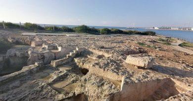 Η αρχαία νεκρόπολη στον Μακρόνησο