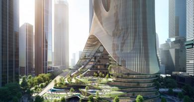 Οι πανύψηλοι δίδυμοι ουρανοξύστες