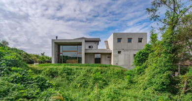Ένα εκπληκτικό σπίτι στην Ιαπωνία