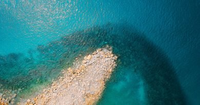Tα δίδυμα ελληνικά νησιά που βυθίζονται και ξαναεμφανίζονται