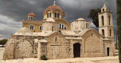 Στα ίχνη των βυζαντινών εκκλησίων
