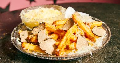 Οι πιο ακριβές τηγανιτές πατάτες του κόσμου
