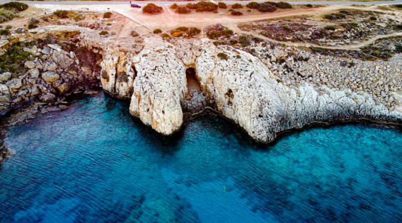 7 ειδυλλιακά μέρη της Κύπρου για βουτιές