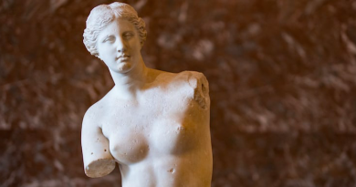 Γιατί η Αφροδίτη της Μήλου είναι από τα σπουδαιότερα αγάλματα;