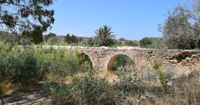 Τα Φραγκοενετικά υδραγωγεία του Κάβο Γκρέκο