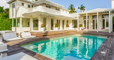 Δείτε τo μοντέρνο σπίτι της Shakira στο Miami