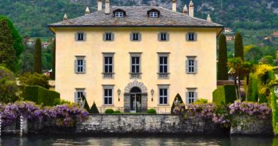 Villa Balbiano: H θρυλική βίλα στη λίμνη Κόμο