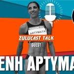 Η Ελένη Αρτυματά στο Zulucast Talk